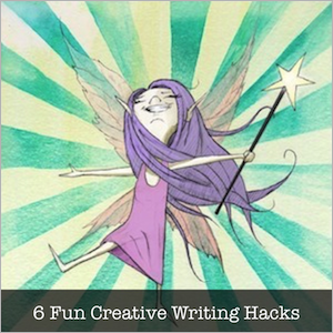 creative writing hacks