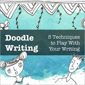 doodle writing